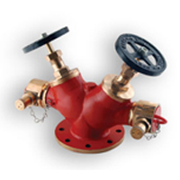 Double Hydrant Valves